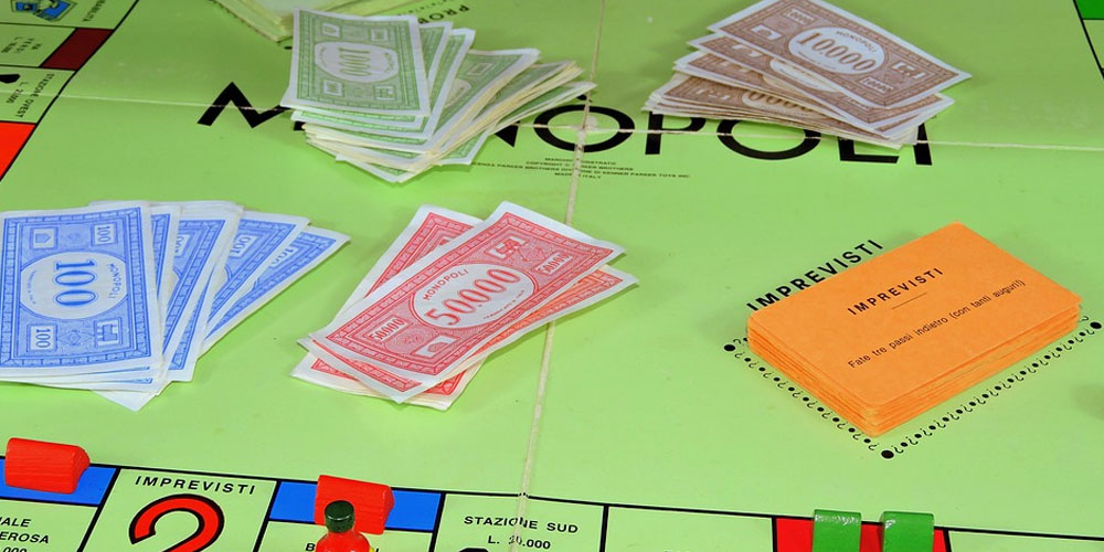 Empowerment. The Ms Monopoly game