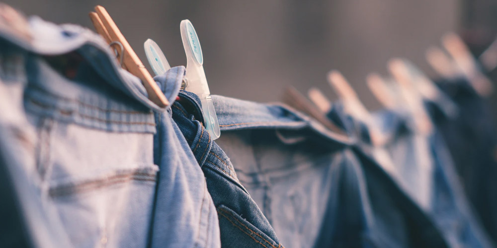 What's denim and how is it used in the fashion world?