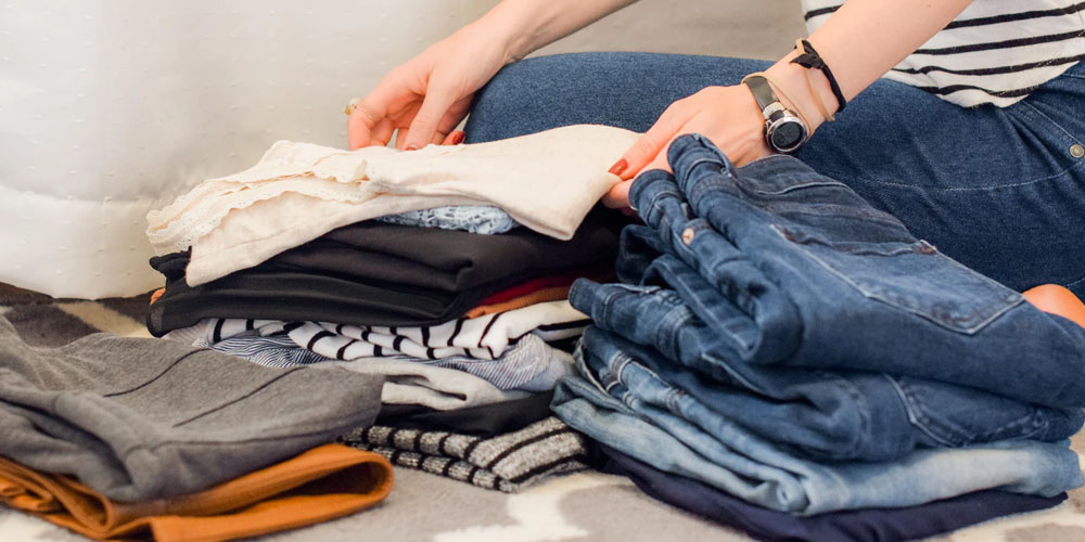 What brands have clothing collections based on circular economy?
