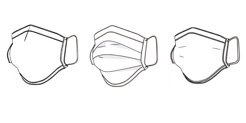 T2T customizable masks offer safety and comfort