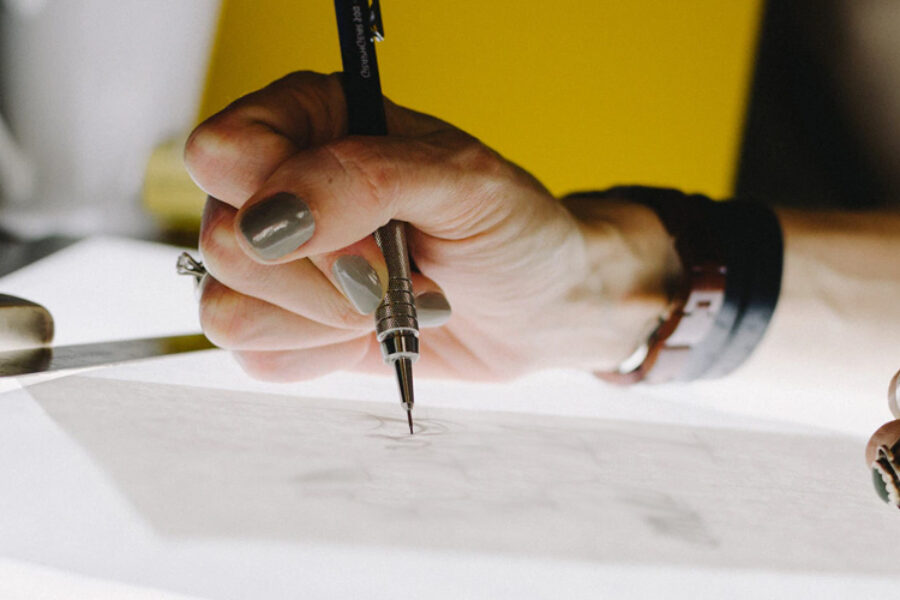 Professional specialties within the area of fashion design