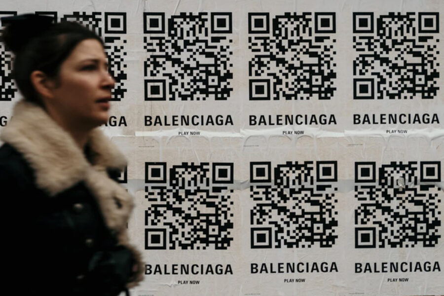 The importance of QR codes to ensure garment traceability
